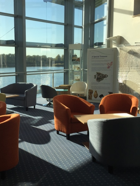 On the Write Path | Stanwick Lakes - Stanwick Lakes